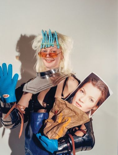 Enter the surreal world of Clifford Jago, the non-existent fashion stylist