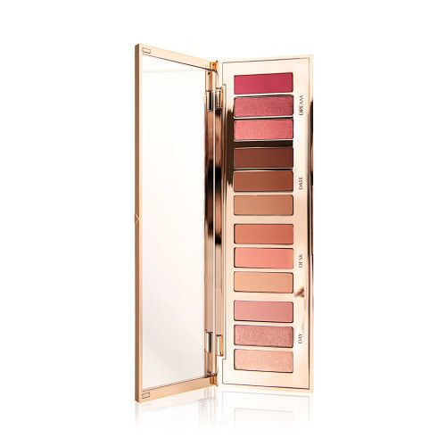 Charlotte Tilbury Is Literally Giving Away Eyeshadow Palettes For Black Friday