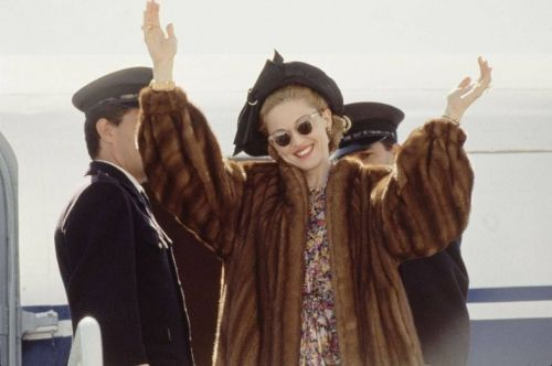 The Film in Which Madonna Changed Costume 85 Times