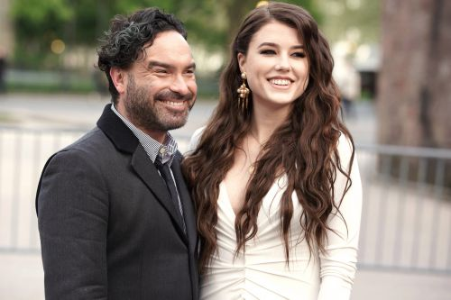 Johnny Galecki and Alaina Meyer break up, are co-parenting baby