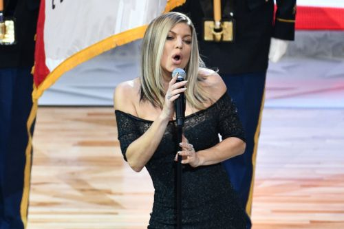 Watch Fergie, Christina Aguilera, and Other Singers Butcher the National Anthem