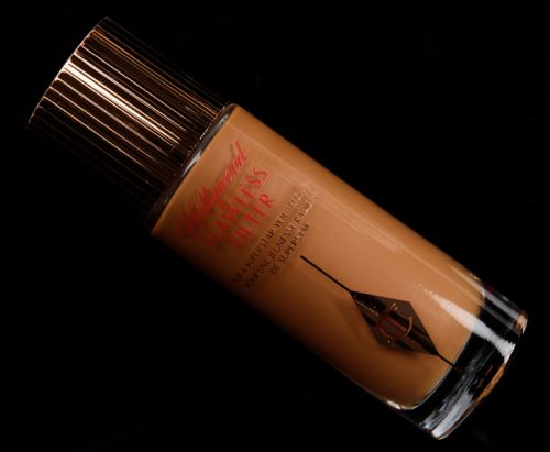Charlotte Tilbury Tan/Dark Hollywood Flawless Filter Review & Swatches