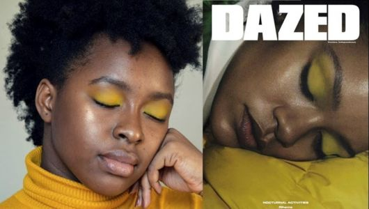 We're obsessed with these make-up tutorials based on Dazed covers