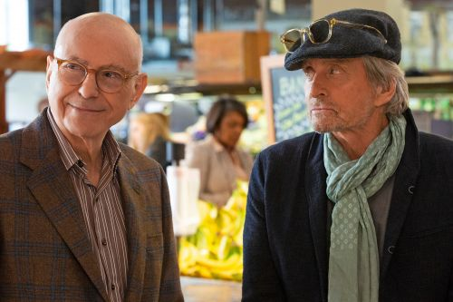 'Kominsky Method' mines tales of declining health and relevance