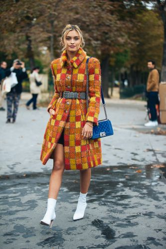 Is It Possible to Wear 2019's Patchwork Trend During the Winter?