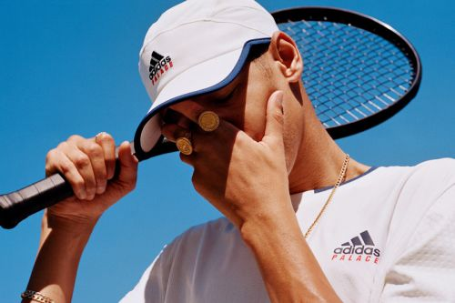 Palace Gives First Look at adidas Tennis Collaboration
