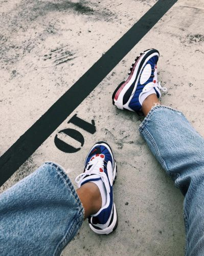 Step Up Your Sneaker Game