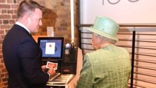 Queen Elizabeth At The Market Self-Checkout Is Simply Glorious