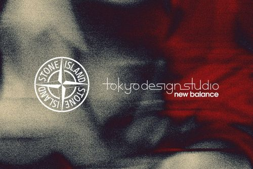 Stone Island Teases Project With New Balance's Tokyo Design Studio