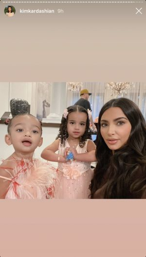 Dream Kardashian Celebrates Her Birthday Early With Her Cousins at 'Trolls'-Themed Party