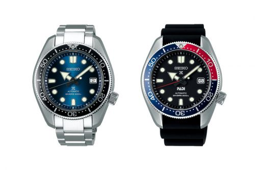 "Seiko Introduces a ""Baby"" Version to Its Marine Master"