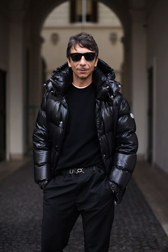 On the Street.Pierpaolo, Rome