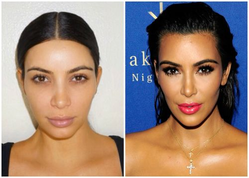 The Kardashian Family Looks Totally Different Without Makeup - See For Yourself!