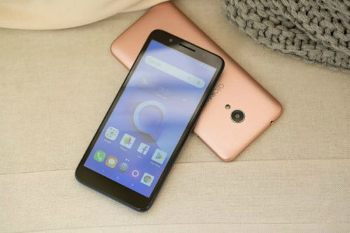 Alcatel's First Android Go Phone Will Cost Under $100 USD