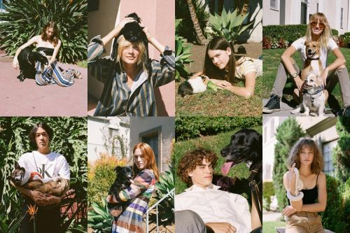 Meet the pets ruling the lives of these LA-based models