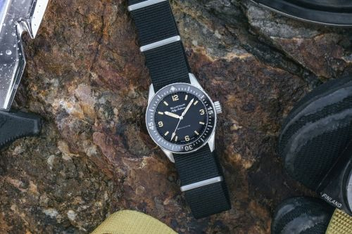 HODINKEE & Blancpain Collaborate on Limited-Edition Fifty Fathoms Bathyscaphe