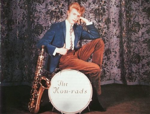 David Bowie's first demo has been discovered in an old bread bin