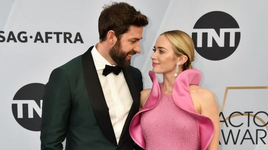 John Krasinski's Quotes About Emily Blunt Prove This Couple Is Endgame