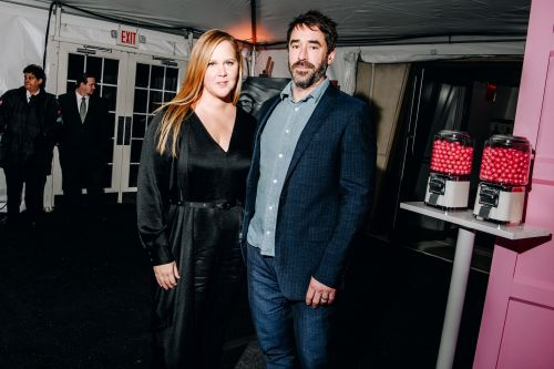 Parents Night Out! Amy Schumer and Husband Chris Fischer Step Out at NYC Fundraising Event