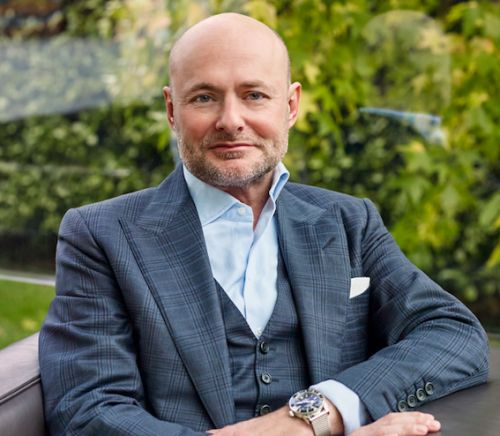Breitling CEO Georges Kern on Revolutionizing a Historic Brand
