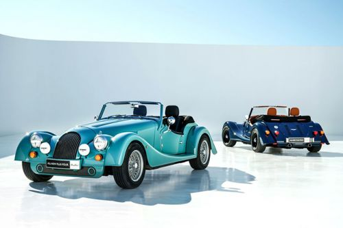 The Morgan Plus Four Is Built Stronger And Studier Than All Of Its Predecessors
