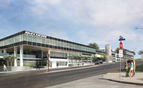 Skechers to expand global headquarters