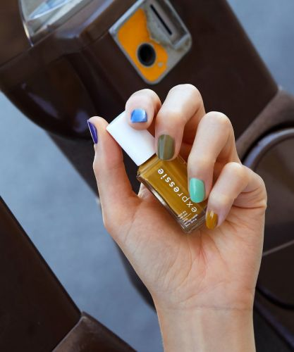 Essie Just Dropped 40 Quick-Dry Polishes - & We Tried Them First