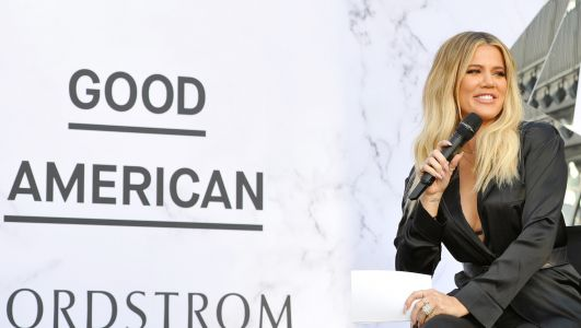 Khloe Kardashian's Good American Line Removes Jordyn Woods From Website