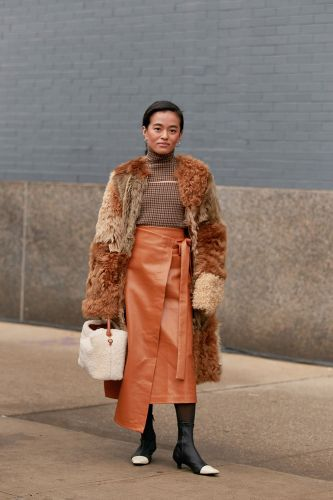 The Coolest Outfits From New York