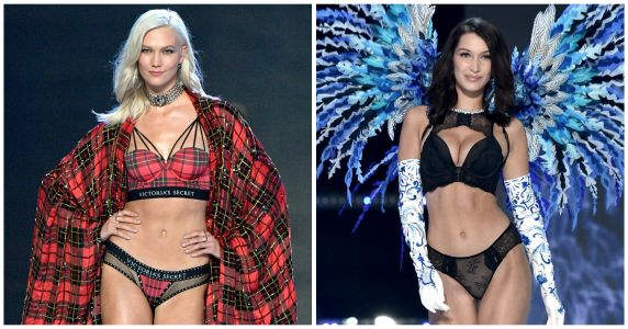 Karlie Kloss, Bella Hadid, and More Looked Hot AF at the 2017 Victoria's Secret Fashion Show