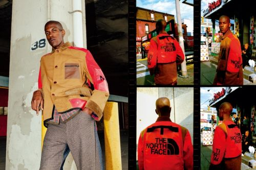 Junya Watanabe MAN x The North Face Collaboration Steals the Show in 'intelligence' Editorial