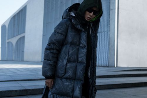 KRAKATAU Experiments With Textures and Technologies for FW20