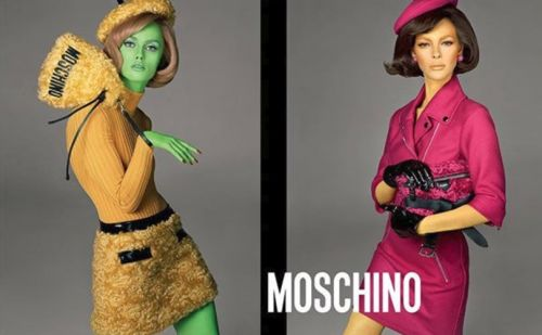 Moschino sparks controversy with campaign inspired by Trump's immigration policies