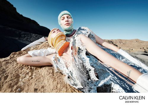 TAKE A LOOK AT THE CALVIN KLEIN 205W39NYC AW18 CAMPAIGN