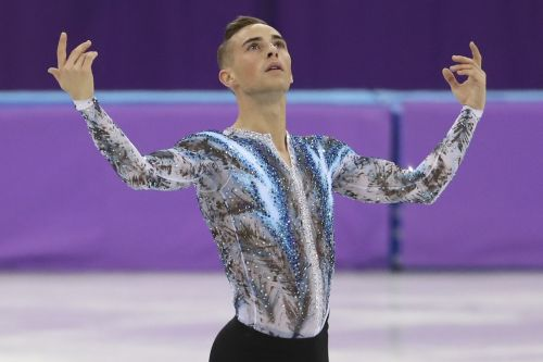 Adam Rippon wants to look 'slutty' when he skates