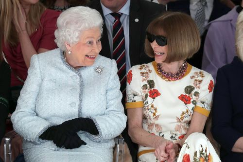 Meet the fashion designer worthy of Queen Elizabeth's time