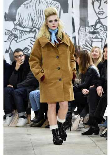 Elle Fanning Just Made Her Modeling Debut, and We're Seriously Impressed
