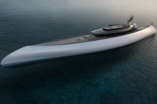Oceanco Releases the 115-Meter Long Tuhura Superyacht
