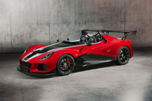 Lotus 3-Eleven 430 Puts Company's Biggest Engine in Its Lightest Model