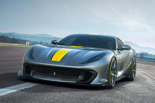 Ferrari's Limited-Edition 812 Superfast Is Its Most Powerful Road Car Ever Built