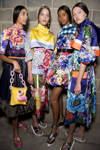 Mary Katrantzou: Ready-to-Wear SS18
