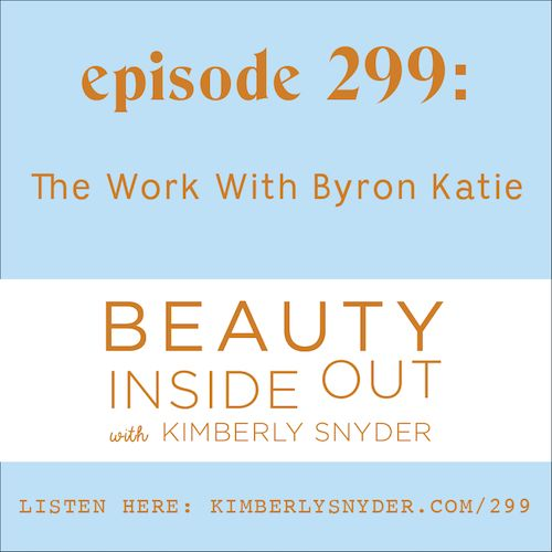 The Work With Byron Katie