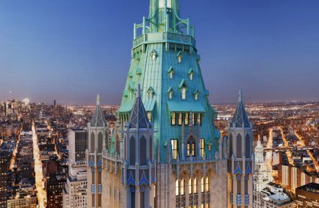 The Pinnacle Penthouse, The Woolworth Tower Residences, New York City