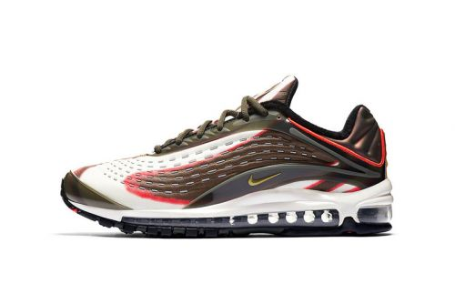 "An Official Look at the Nike Air Max Deluxe ""Sequoia"""