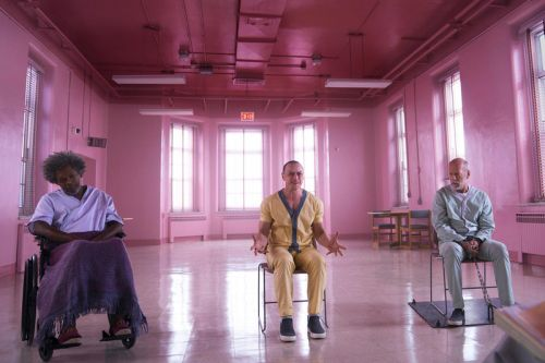 Here's Your First Look at the Cast of M. Night Shyamalan's 'Glass'