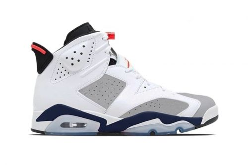 """The Air Jordan 6 """"Tinker"""" Receives a New Potential Release Date"""