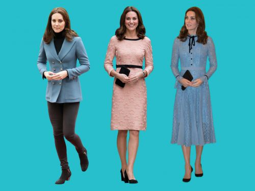 Kate Middleton's Pregnancy Style: Shop Her Latest Looks For Less