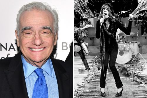Martin Scorsese to make documentary about New York Dolls legend David Johansen