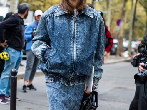 This Controversial Denim Trend Kind of Terrifies Me