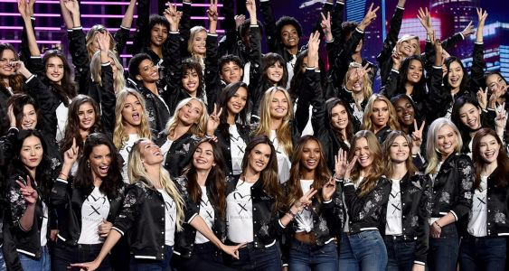 The 2017 Victoria's Secret Fashion Show Is Today